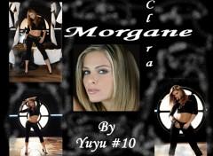 Fonds d'écran Célébrités Femme Clara Morgane 1