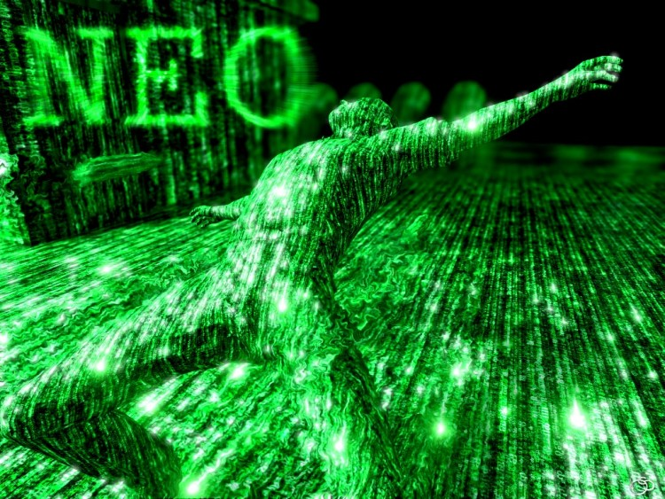 Wallpapers Movies Matrix 1 NEO