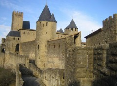 Wallpapers Constructions and architecture Remparts de Carcassonne