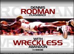 Fonds d'écran Sports - Loisirs Dennis Rodman