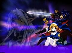 Fonds d'écran Manga weaken