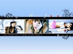 Fonds d'écran Célébrités Femme Beautée Japonaise vue via HorizonJapon