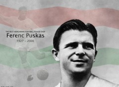 Wallpapers Sports - Leisures Ferenc Puskas