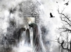 Wallpapers Fantasy and Science Fiction The Ghosts