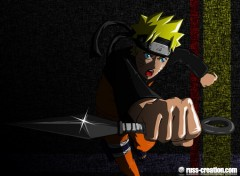Wallpapers Manga Naruto Kunai