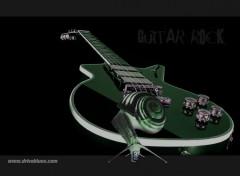 Fonds d'écran Musique guitar rock