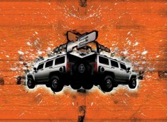 Wallpapers Cars hummer h3
