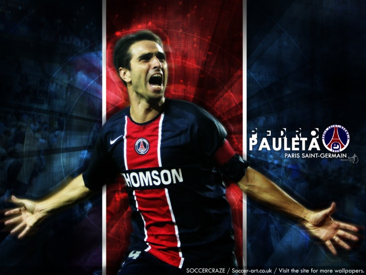 Wallpapers Sports - Leisures PSG Paris Saint Germain Wallpaper N°166807