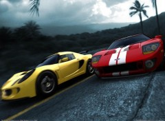 Wallpapers Video Games ford vs lotus