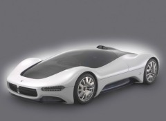 Wallpapers Cars concept cars maserati