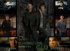 Fonds d'écran Séries TV wallpaper de supernatural ! ! ! ¢¾