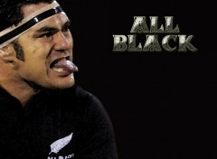 Wallpapers Sports - Leisures All Black