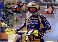 Fonds d'écran Motos Mickael Pichon