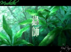 Fonds d'écran Manga Mushishi 01