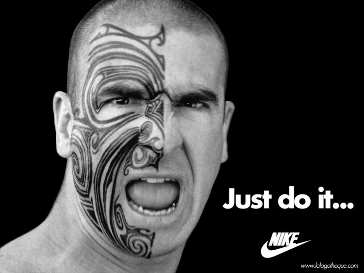 Wallpapers Brands - Advertising Nike just do it