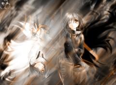 Fonds d'écran Manga Angels