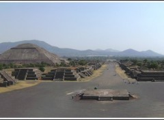 Wallpapers Trips : North America Téotihuacan