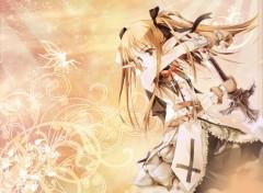 Fonds d'écran Manga Image sans titre N°168897