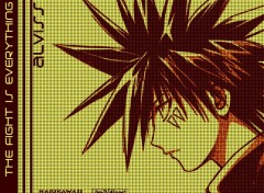 Fonds d'écran Manga alviss2