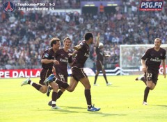 Wallpapers Sports - Leisures tfc-psg