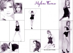 Wallpapers Music Mylène Farmer