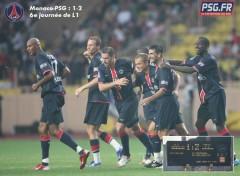 Wallpapers Sports - Leisures Monaco-PSG
