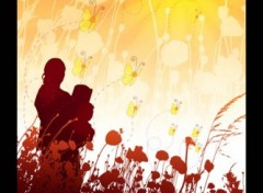 Wallpapers Digital Art Fin de l'été
