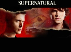 Fonds d'écran Séries TV Supernatural