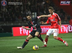Wallpapers Sports - Leisures psg-benfica