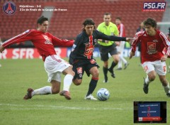 Wallpapers Sports - Leisures psg-nimes