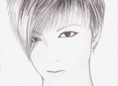 Wallpapers Art - Pencil Toshiya_Dir en grey