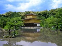 Fonds d'écran Voyages : Asie Kinkaku