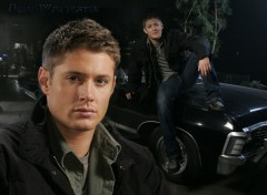Fonds d'écran Séries TV Supernatural Dean