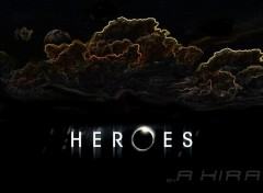 Fonds d'écran Séries TV HEROES-vs/-VISTA