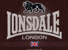 Wallpapers Brands - Advertising Lonsdale
