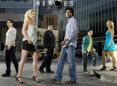 Wallpapers TV Soaps Heroes cast