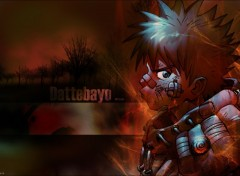 Fonds d'écran Manga Naruto Fire