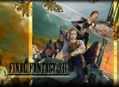 Wallpapers Video Games Fran & Balthier