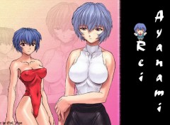 Wallpapers Cartoons Rei Ayanami