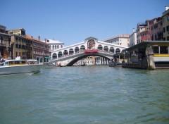 Fonds d'écran Voyages : Europe Venise - Pont du Rialto (Bob45)