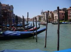 Fonds d'écran Voyages : Europe Vue sur le Canal Grande (Bob45)