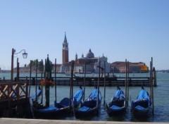 Fonds d'écran Voyages : Europe Vue sur San Giorgio Maggiore (Bob45)