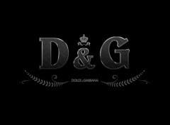 Wallpapers Brands - Advertising D&G tout simplement v2.0