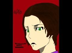 Fonds d'écran Manga cry