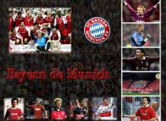 Wallpapers Sports - Leisures Bayern de Munich