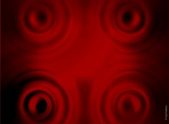 Wallpapers Digital Art red circles