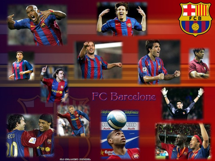 Fonds d'écran Sports - Loisirs FC Barcelone Barcelone