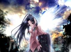 Fonds d'écran Manga Féerique Angel