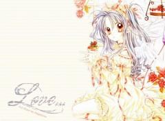 Fonds d'écran Manga Love