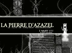 Wallpapers Fantasy and Science Fiction La pierre d'azazel